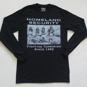 BOGO Native American Long Sleeve Shirt